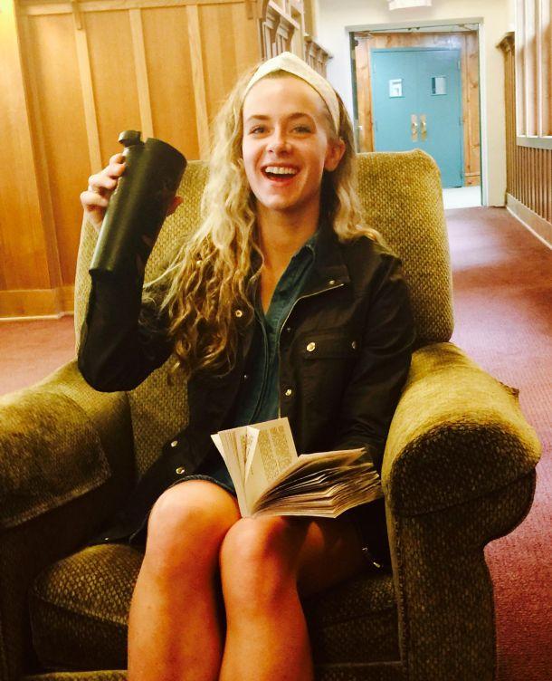 Hannah Kessel '18