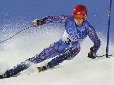US Thomas Vonn during the men's giant slalom 1st r