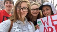 Scenes from the March for our Lives in Washington, DC, on March 24, 2018 (Photo: Braelyn Tebo)