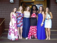 The 2018 Northwood Prom on Saturday, May 5, 2018 at Whiteface Lodge in Lake Placid (Photo: Ms. Christine Ashe)