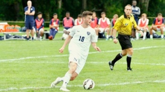 Recent soccer action early in the fall 2018 season (Photo: Black Rock FC)