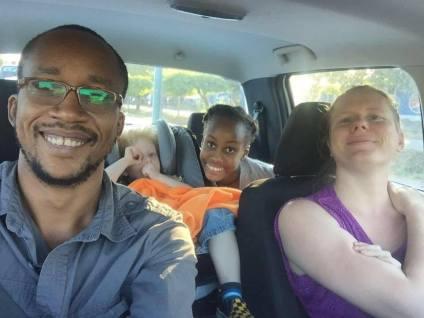 Family in TZ