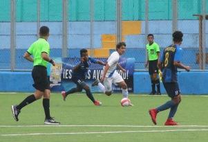 Lucas Farias '20, with the Guatemalan Junior National Team