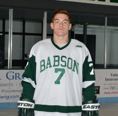 Stevie DeForge '15 (Photo: Babson College)